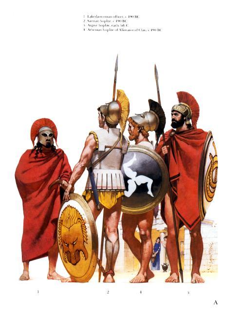 Guerreiros Gregos